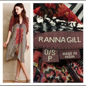 Anthropologie Ranna Gill Agni Kimono